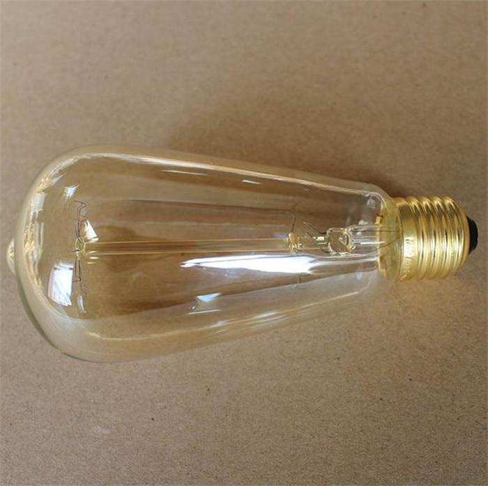 Lâmpadas Incandescentes st64 edison lâmpadas do vintage Marca : Dream Master