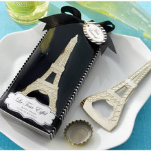Wedding Favor 100pcs/lot Creative The Eiffel Tower Bottle Op