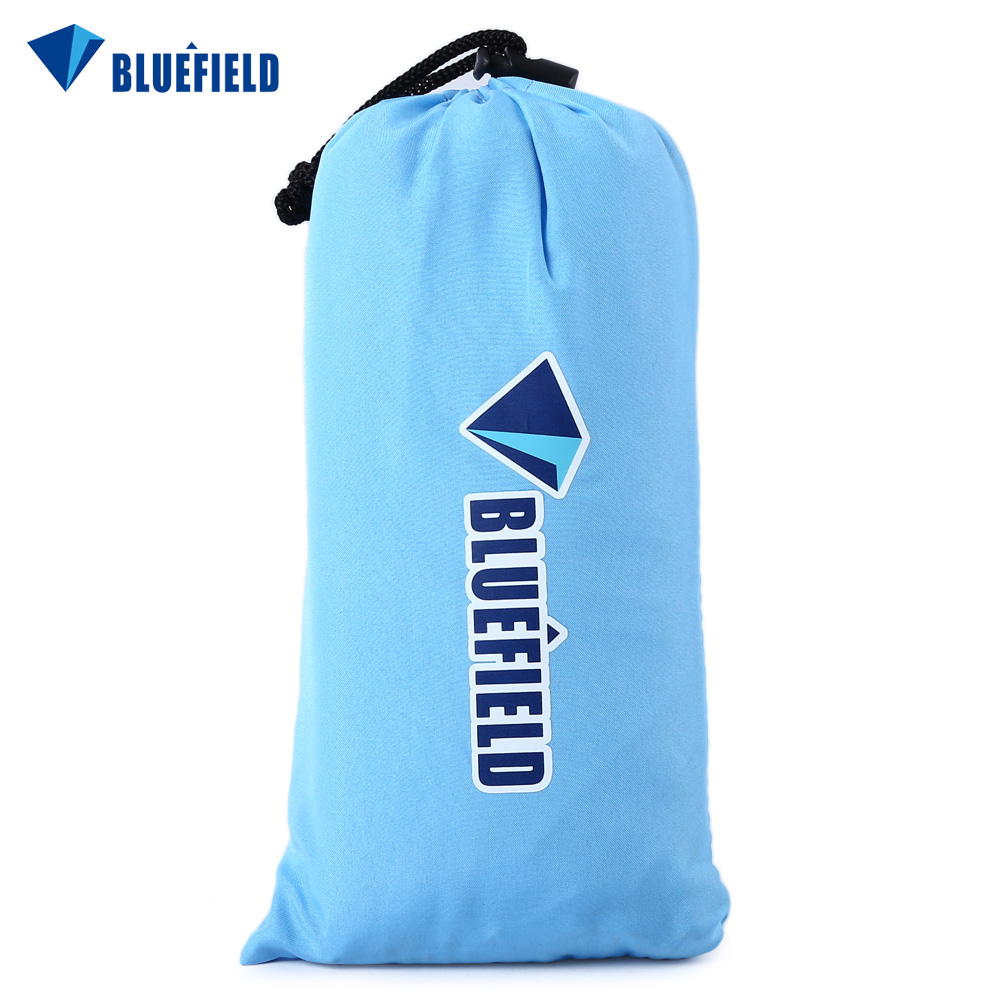 Bluefield Ultralight Adult Outdoor Sleeping Bag 215*65cm Polyester Pongee Portable Single Sleeping Bag For Camping Travel 100% Original Sports & Entertainment Sleeping Bags