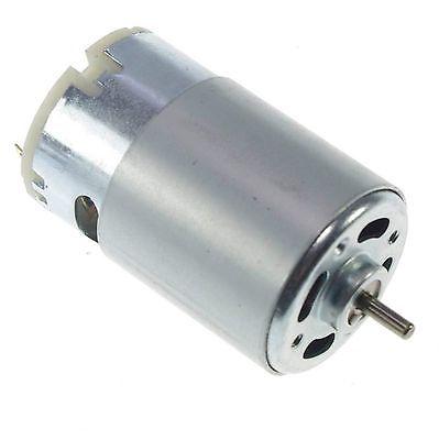 RS555 DC Hobby Motor Turbine Generator 12 V 5500RPM High Torque x 1 rs555 dc hobby motor turbine generator 12 v 5500rpm high torque
