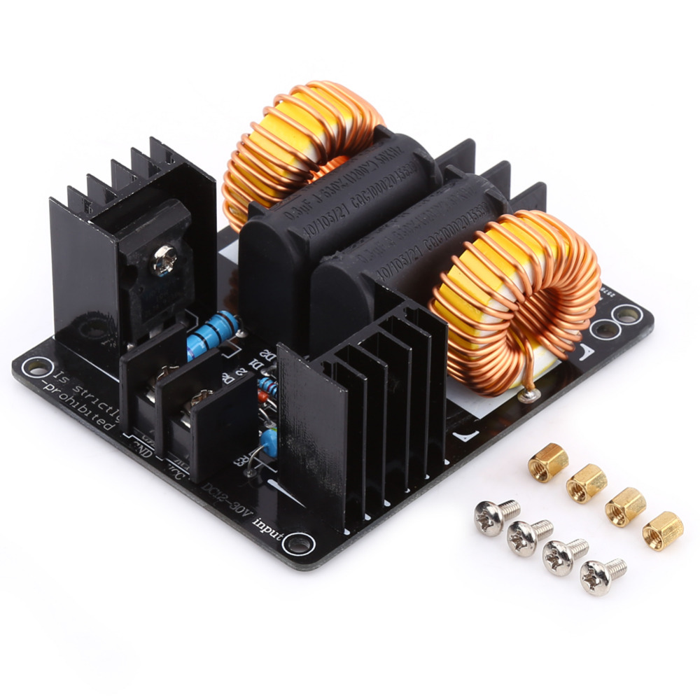 5 V-12 V Zvs Induktion Heizung Netzteil Treiber Board Modul Unterhaltungselektronik Spule