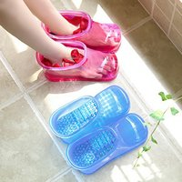 Foot Bath Massage Shoes Household Feet Relaxation Bath Massager Feet Slipper Soak Theorapy Massage Acupoint Health Care TooL