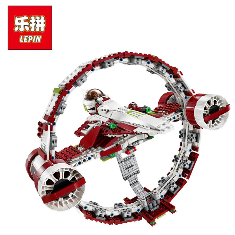 Lepin 05121 Star Series War 845Pcs The Starfighter With Hyperdrive Set Building Blocks Bricks Educational Toys Model 75191 herbert george wells the war of the worlds