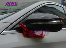 Carbon Fiber Mirror Covers for  Benz W205 right driving [RH]