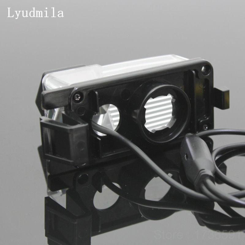 Lyudmila Voor Nissan Almera Classic 2006 ~ 2013 Reverse Camera Auto - Auto-elektronica - Foto 4