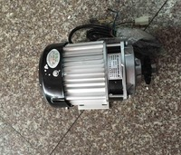 Fast Shipping 48V 500W Brushless Electric Motor Unite Motor Scooter Bike Electric Tricycle Motor 3 Wheels Bike Motor
