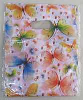 100 pz/lotto 30*40 cm Bella libellula design abbastanza plastica sacchetti dei monili 009001012