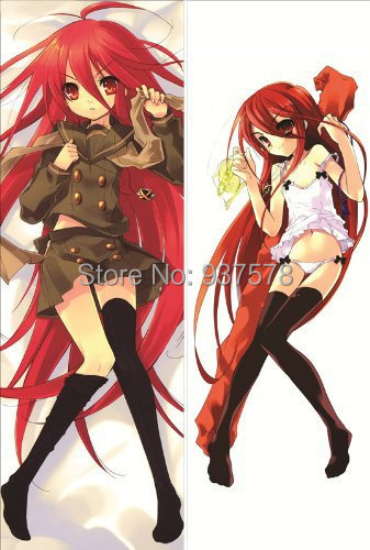 Animated Series Shakugan Shana Dakimakura Pillowcase Anime Girl Printed Two Sides Life-size Hugging Body Pillow Case  -  Gigi zhu's store store