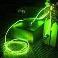 Новое прибытие световой наушники 3.5 мм стерео бас Светящиеся в темно-наушники с Микрофоном Для xiaomi android и iphone MP3 MP4