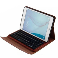 Wireless Bluetooth Keyboard For Samsung Galaxy Tab A 8 0 T350 T351 P350 Thin Detachable PU