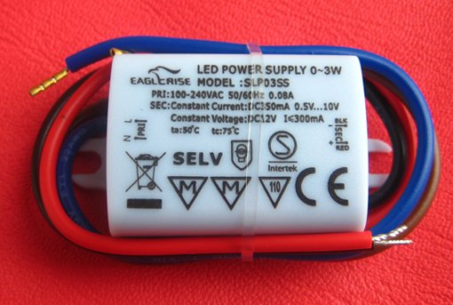 Free Shipping Ce Semko Selv Ip65 Water Proof Led Driver