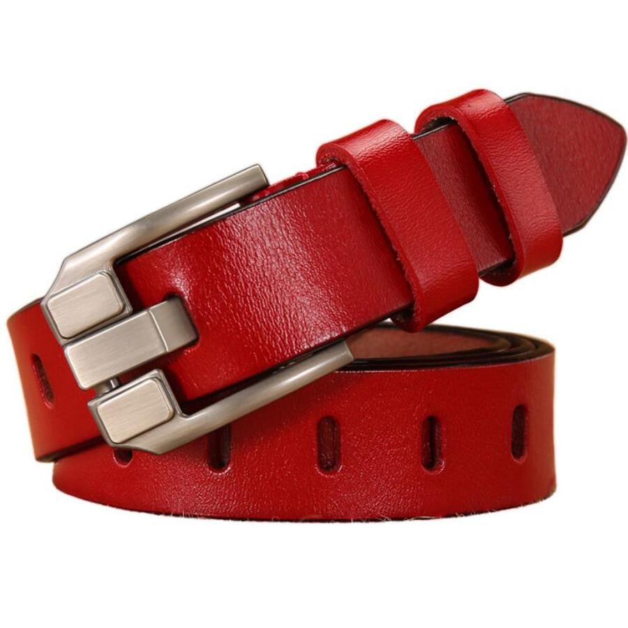 Women Leather Belt Luxury Brand Hollow Out Belt Jeans For Women Belts Fashion Designer Belt Female Ceinture Femmes Width:2.8cm