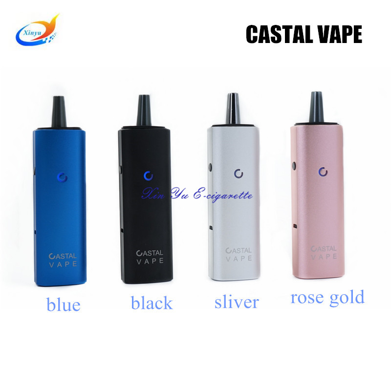 цена на Castal vape 3000mah vape pen kits herbal vaporizer electronic cigarette mini Dry Herb Vaporizer vape kits mini Mod VAPE PEN