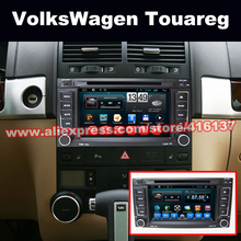 2 Din Android Car Stereo Multimedia Navigation System for VW Volkswagen Touareg 2004- 2011 With DVD  CD Mulitinedia Navigation