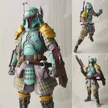New Star Wars Action Figure Boba Fett Sic Samurai Taisho PVC Realization 180mm Anime MOVIE Star Wars Action Figures Model Toys