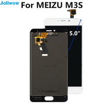 For Meizu M3 S M3S Mini LCD Display+Touch Screen Assembly Replacement Accessories for Meizu M3s Meilan 3s Y685Q Y685M Y685H LCD top sale test work 5 0 lcd display touch panel screen digitizer assembly for meizu m2 meilan 2 meizu m2 mini mobile replacement
