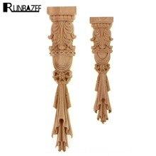 Runbazef, esculpido em madeira, estilo europeu, decoração de casa, acessórios, roma, ornamentos, figuras, artesanatos