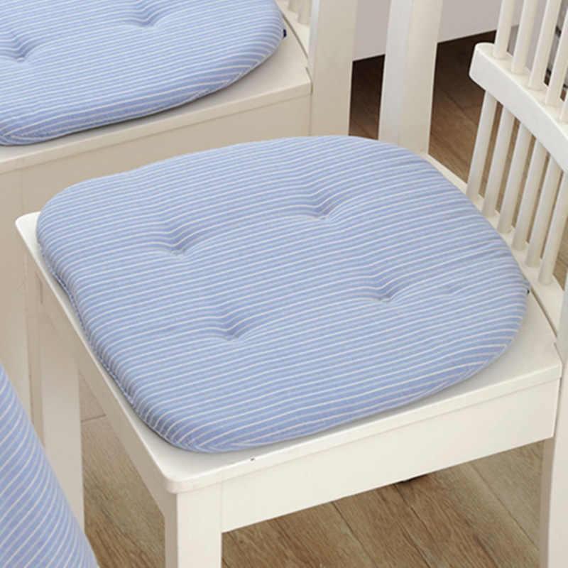 Groovy Floor Cushions Chair Seat Cushion With String Dining Chair Cushions Soft Cushion Mattress For Chair 38X38Cm Blue Green Yellow Short Links Chair Design For Home Short Linksinfo