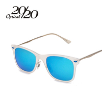 Women Sunglasses Unisex Style Polarized Sun Glasses Retro Brand Designer With Colorful Lens UV400 Men Eyewear