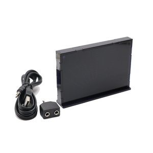Image 5 - ASK11 LED Audio Music Spectrum Display Level VU Meter Fan shaped Pointer