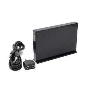 Image 5 - ASK11 LED オーディオ音楽スペクトラム表示レベル Vu メーター扇形ポインター