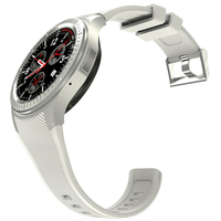 DM368 3G Android Smart Watch 1 39 Inch Quad Core Bluetooth 4 0 Heart Rate Monitor