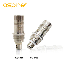 The Newest original Aspire Nautilus 2  Coils 0.7ohm Replacement Coils Heads for Aspire Nautilus 2 Atomizer Tank 5Pcs/Lot