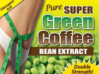 2 Packs Green Coffee Bean Extract STRONG HIGH MAX Supports Slimming effective Curbs Appetite ,Burning Fat Weight Loss