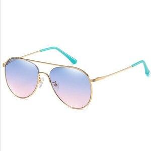 Image 3 - HOTOCHKI New Polaroid UV400 Kính Mát Thời Trang Thí Điểm Tươi Đầy Màu Sắc Kính Mặt Trời chất lượng Cao UVB UVA Eyewear