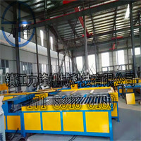 professional price hvac tube line for air duct,rectangular duct fabrication machine for sale