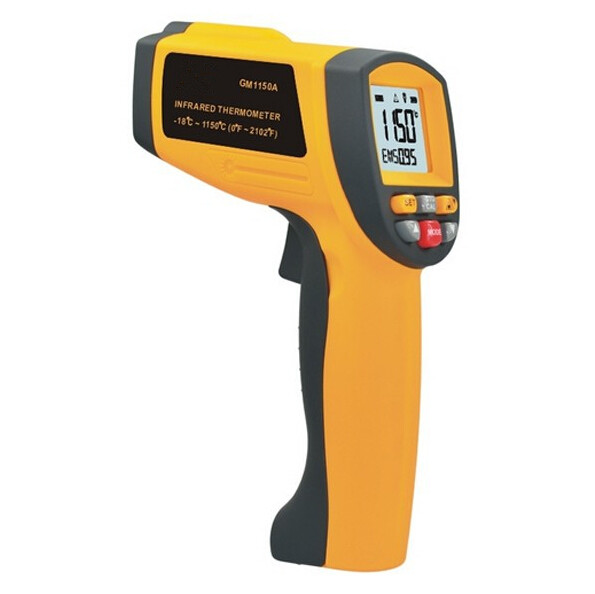 Handheld Infrared Temperature Meter Tester Noncontact IR Infrared Thermometer Temp Temperature Tester(0~2102 F) ts001 pt100 20 300 2 temp sensor temp meter temperature thermometer for generator trimmer trailer stump grinders snowmobile