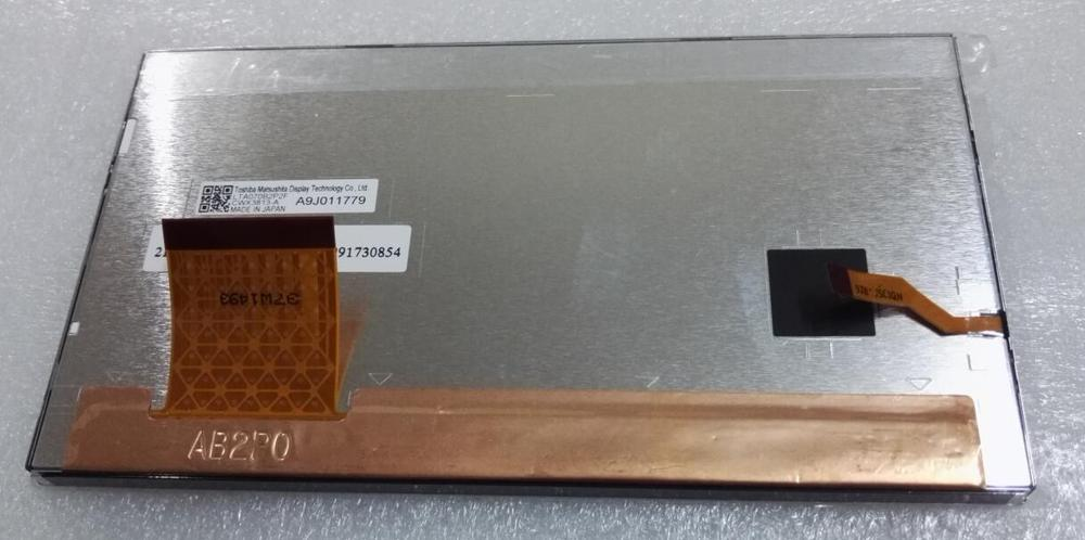 Originale LTA070B2P2F GPS montati su un veicolo di controllo LCD schermoOriginale LTA070B2P2F GPS montati su un veicolo di controllo LCD schermo