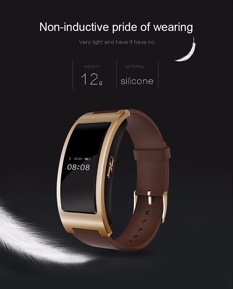 Hot!NEW CK11 Smart bracelet bluetooth watch IP67 waterproof blood pressure heart