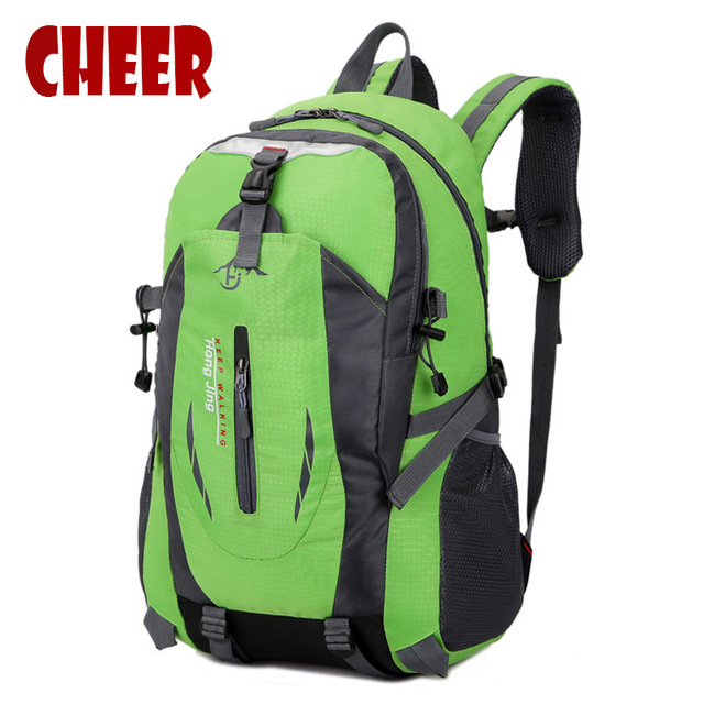 Man Woman Fashion Backpacks Hot Oxford Waterproof With Ears Bags Sack Men Backpack Travel Mountaineering Rucksack trekking bag