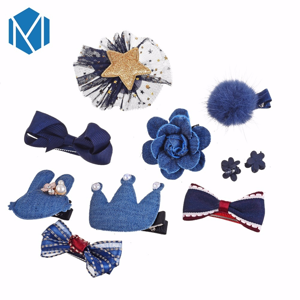 Lovely Girls Hair Clips Cute Sequins Star Shape Hair Pin Children Hairpin Princess Hair Accessories For All Ages To Win Warm Praise From Customers Girls' Baby Clothing