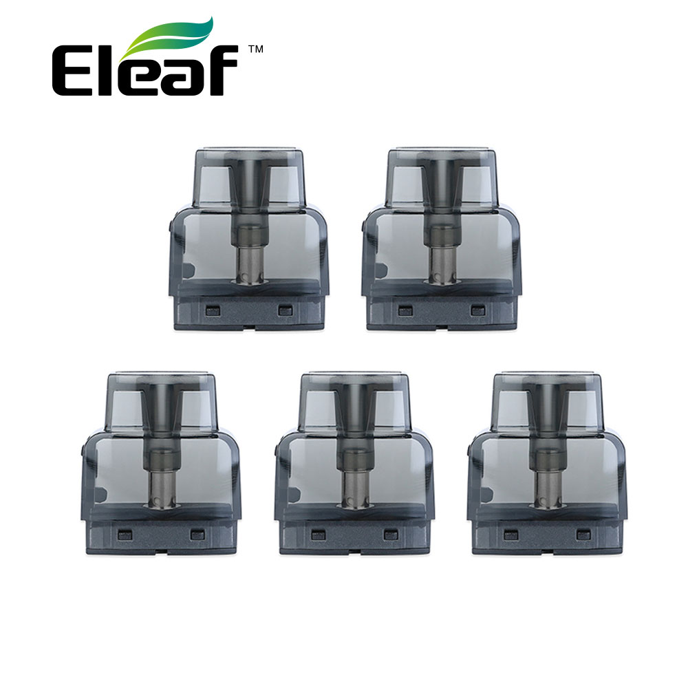 New Original Eleaf IWu Cartridge 2ml For Eleaf IWu 15W Pod Kit With Leak-proof Design &  1.3ohm Coil Head Accessory Eleaf IWu