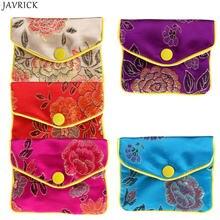 Сумки для хранения ювелирных изделий javrick Шелковые сумки