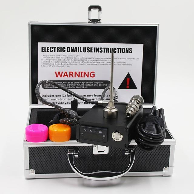 Aliexpress.com: Comprar Dab eléctrica uñas Completa De Aluminio Kit ...