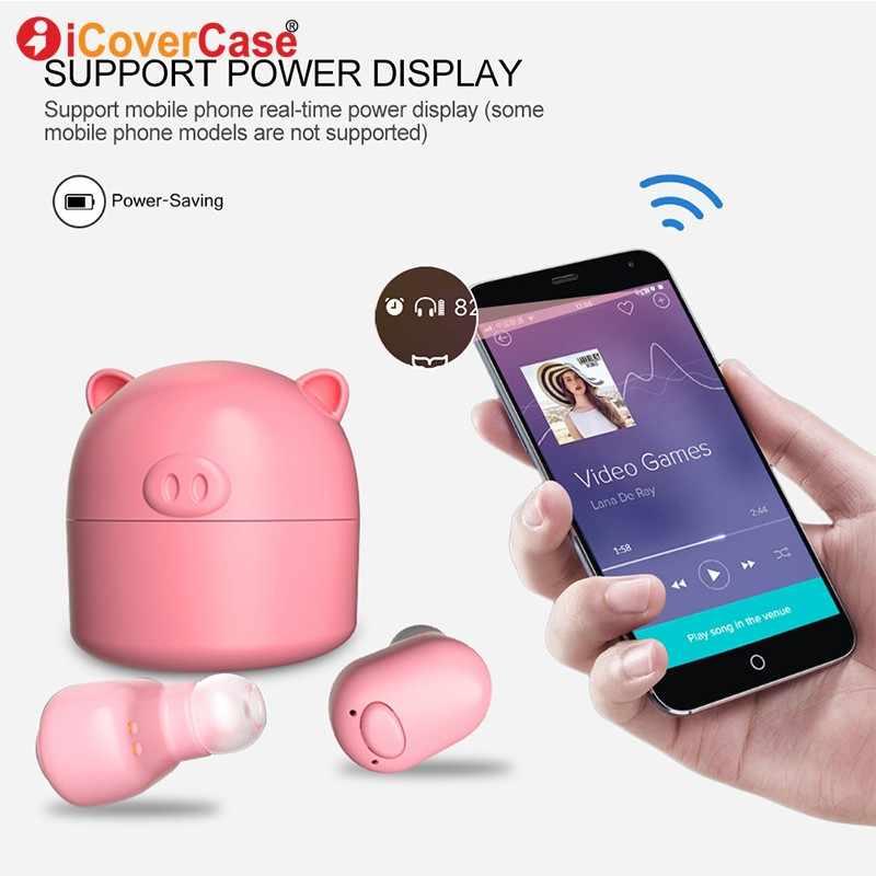 Беспроводной наушники для Xiaomi redmi 6 6a 3 4 4x 4a 5 5 плюс 5a s2 note 6 pro Y1 Lite Pocophone F1 Bluetooth наушники аксессуар