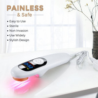 LASTEK Laser Therapy Body Wound Healing And Deep Tissue Lllt Effectively Treament Machine Cold Medical Therapeutic Cut