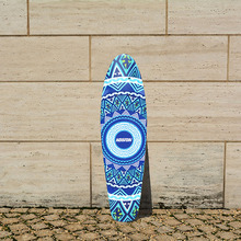 KOSTON pro old school deck with  7ply  canadian maple hot air  pressed,  mini  size skateboard decks for cruising purpose