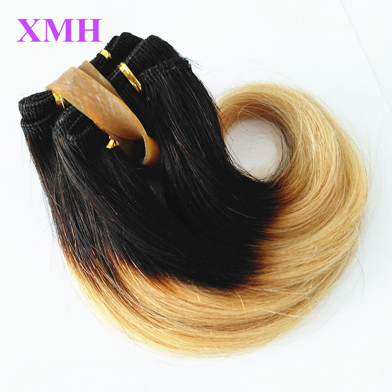 Brazilian Virgin Hair Body Wave 5 Pieces Lot Cheap Ombre Human Hair