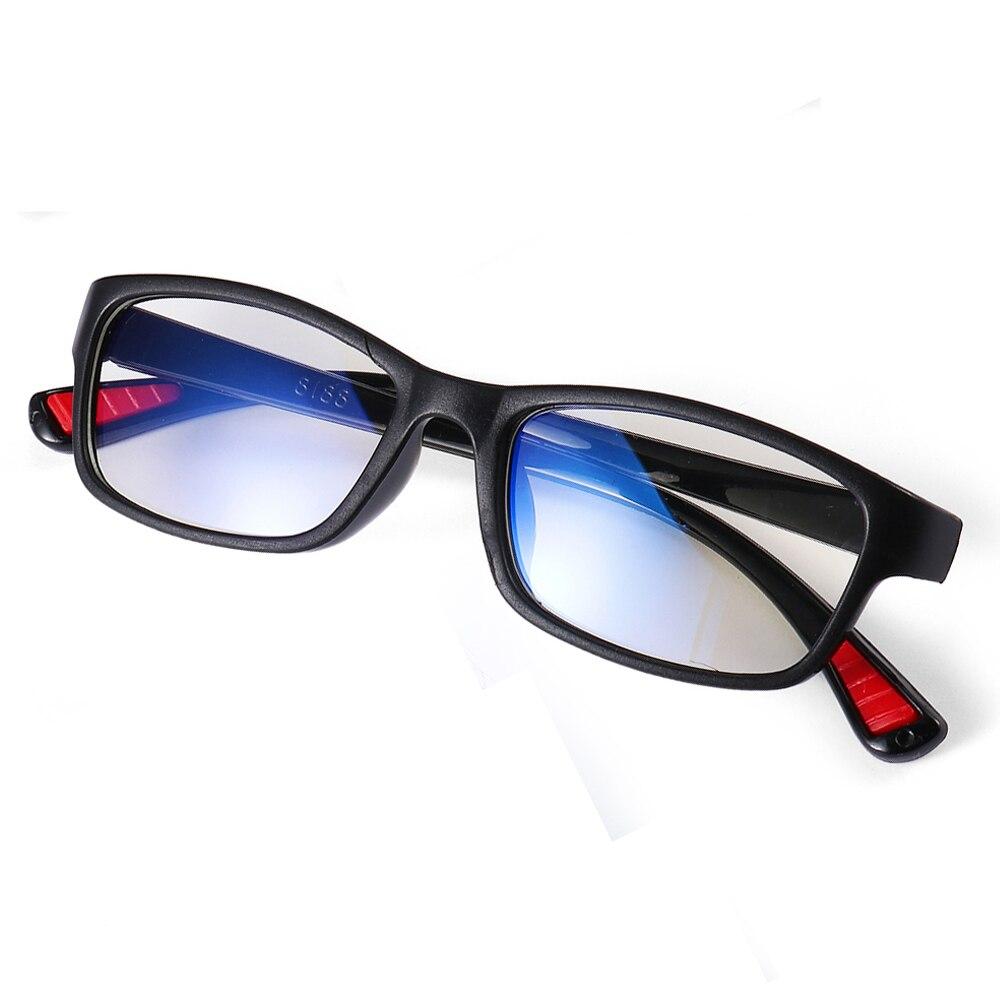 1Pcs TV Anti Radiation Glasses Computer Eye Strain Protection Glasses Anti-fatigue Vision Radiation Resistant Glasses Frame 2019