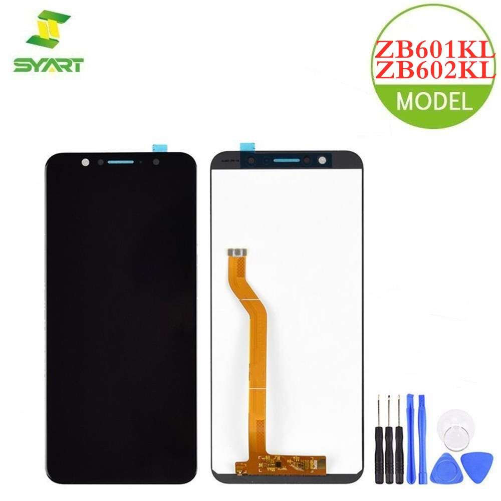 For Asus ZenFone Max Pro M1 ZB601KL <font><b>LCD</b></font> Display Touch Screen Digitizer Assembly Replacement For ZB601KL <font><b>ZB602KL</b></font> 5.99