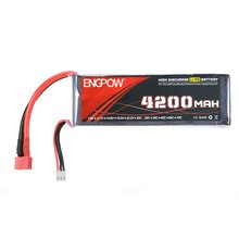 Airtonk Power 7.4V 25C 2S 1P Power Lipo Battery T Plug Rechargeable for RC Racing Drone Quadcopter Helicopter Airplane tcb rc drone lipo battery 4s 14 8v 2200mah 25c for rc airplane car helicopter akku 4s batteria cell free shipping