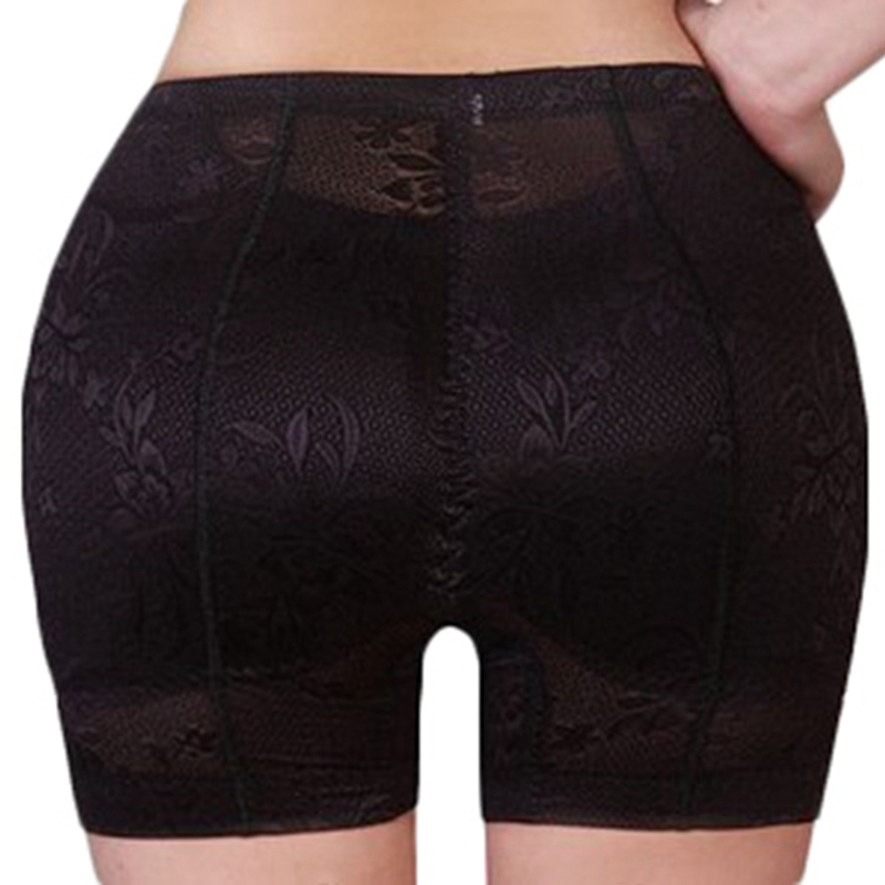 Underwear & Sleepwears Hip Up Padded Hips And Buttocks Seamless Panties Fake Butt Pads Butt Lifter Women Panties Ladies Underwear Bodies Woman Sexy Women's Intimates