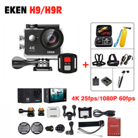 Action Camera Original EKEN H9 H9R Remote Ultra Hd 4K Wifi Camera 1080P 60fps 2 0