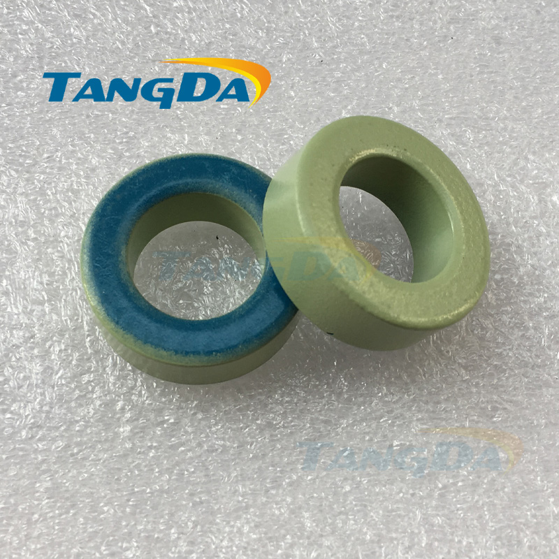 T350 Tangda KT350-52 Iron Power Cores inductor T350-52 89*54.4*25.4mm coated ferrite ring core Magnet filtering green blue s1008r 102k inductor mr li
