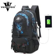 Luggage Bags - Backpacks - New 14-17 Inch Printing Laptop Backpack Notebook USB Waterproof Boys School Bags Men Backpacks Computer Travel Mochila Rucksack