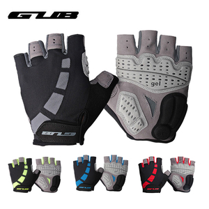 GUB Summer Breathable Cycling Gloves GEL Shockproof Half Finger MTB Road Bike Gloves Men Women luva ciclismo Bicycle Equipment
